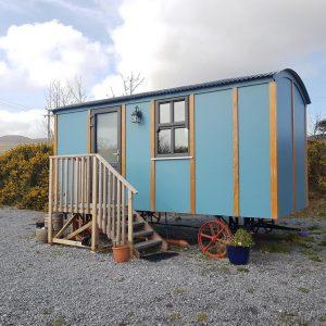 Dingle Shepherds Hut