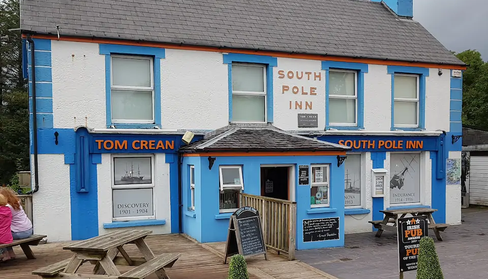 Dingle Way Glamping -South Pole Inn